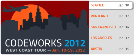 CodeWorks '12 - Seattle