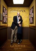 Decadent Pop-Up Chocolate Photo Booth at GODIVA...
