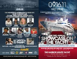 The 2nd Annual Showcase on The Yacht (Fashion Show...