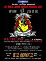 Fourth Annual Johnny Thunders Memorial Show