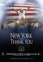 """FREE Screening with Special Guests """"New York Says..."""