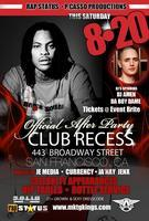 Waka Flocka Official After Party @ Club Recess