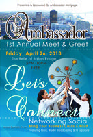Ambassador 1st Annual Meet & Greet