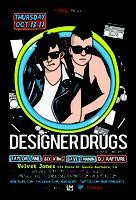 ***DESIGNER DRUGS*** @ Velvet Jones (Santa Barbara)