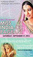 The 17th Annual - MISS India-DC PAGEANT!! - Saturday,...