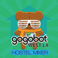 Gogobot West LA Hostel Mixer