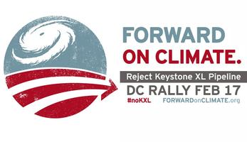 Georgia to DC: FORWARD ON CLIMATE RALLY