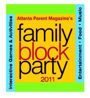 Atlanta Parent Magazine's Family Block Party 2011