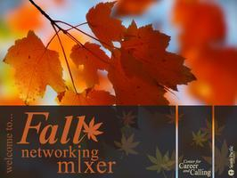 Fall Networking Mixer: Student/Alumni Registration