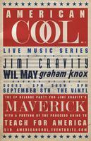 AmericanCOOL: Live Music Series featuring Graham Knox,...