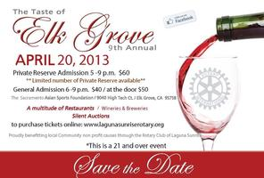 Taste of Elk Grove 2013