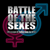 Battle of The Sexes: Menage A Talks Live In NYC