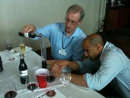 Wine Blending Session 10-8