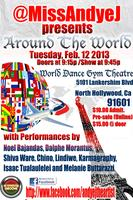 Around The World: A MISSANDYEJ EVENT