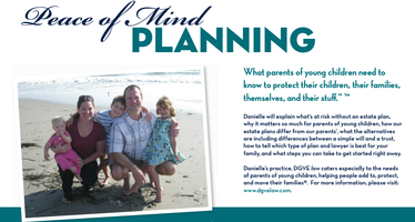 Peace of Mind Planning for Parents Workshop