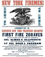 The Fire Zouaves of the Civil War