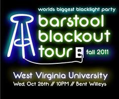 BarstoolU Morgantown Blackout!