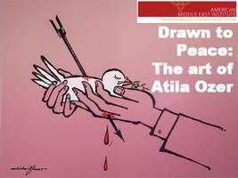 Opening of The Art of Atila Ozer with special guest Den...
