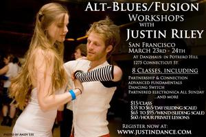 San Francisco (March 23rd/24th) Alt-Blues/Fusion...