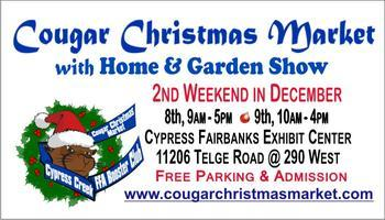 Cypress Creek FFA Cougar Christmas Market