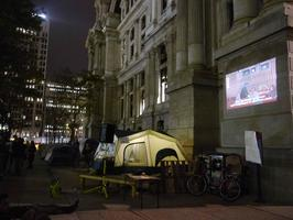 OCCUPY HOLLYWOOD- FILMS AT CITY HALL