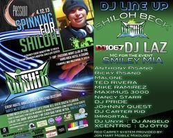 SPINNING FOR SHILOH