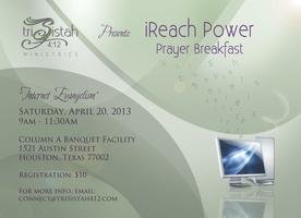 triSistah4:12 iReach Power Prayer Breakfast