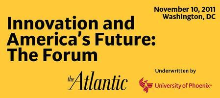 Innovation and America's Future Forum