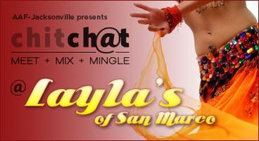Chitchat at Layla's of San Marco