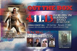 Out The Box: Featuring Deitrick Haddon