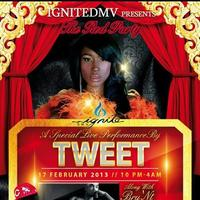 IgniteDMV's RED PARTY Presents Simply Tweet
