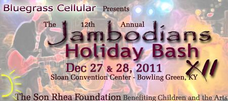 The 12th Annual Jambodians Holiday Bash