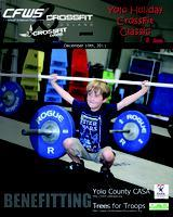 Yolo Holiday CrossFit Classic