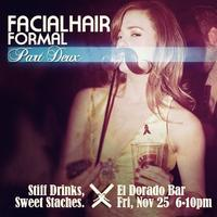 The 2nd Annual Movember Facial Hair Formal