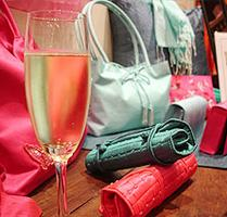 Shop, Style, & Sip: Shopping with a Discount, A...