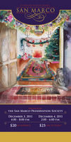 SAN MARCO - Holiday Tour of Homes