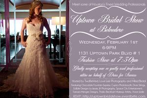 Uptown Bridal Show at Belvedere