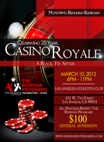 Riordan MBA Fellows 2012 Casino Royale