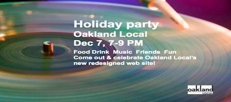 Celebrate with Oakland Local:  2nd annual Oakland...