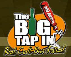 The Big Tap In - Real Craft Beer Festival