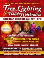 The City of Riverdale Annual Tree Lighting & Holiday...