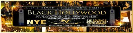 Velvet Room 7th Annual Black Hollywood New Year's Eve...