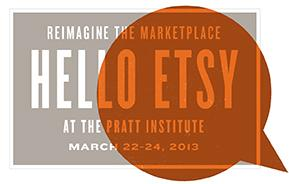 Hello Etsy at Pratt: Reimagine the Marketplace