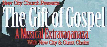 The Gift of Gospel: New City Church / Jersey City...