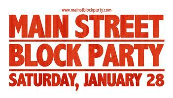 MAIN STREET BLOCK PARTY