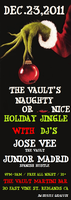 12.23.11 - the Vault's Naughty or Nice Holiday Jingle
