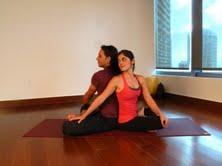 PLAYFUL PARTNER YOGA WORKSHOP with Joan Varini and Laur...