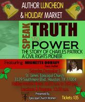 14th Annual Author Luncheon & Holiday Market