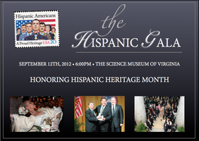 The Ninth Annual Hispanic Gala: The Virginia Hispanic...
