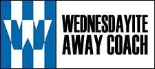 Wednesdayite Coach - MK Dons vs SWFC - Tuesday 31st...